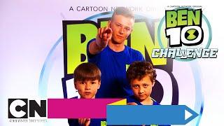 Ben 10 Challenge | Folge 4  | Cartoon Network