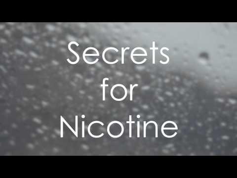 Secrets for Nicotine HD – song
