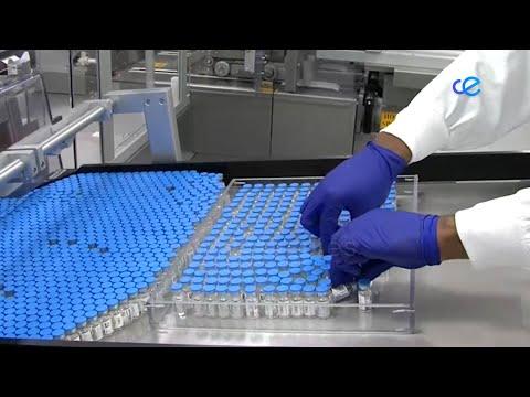 España ya cuenta con las 146 mil dosis de Jassen incluidas en la estrategia de vacunación