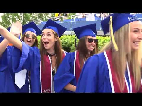 University Of Delaware's 2019 Commencement Ceremony
