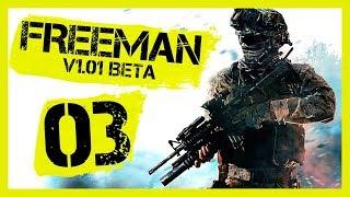 """v1.01 Beta - Doggo Squads!"" Freeman Guerrilla Warfare Gameplay PC Let's Play Part 3"