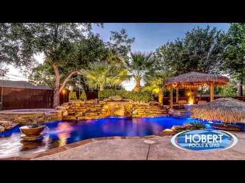 video:Dallas and Metroplex Area Full-service Pool and Spa Firm, Hobert Pools and Spas