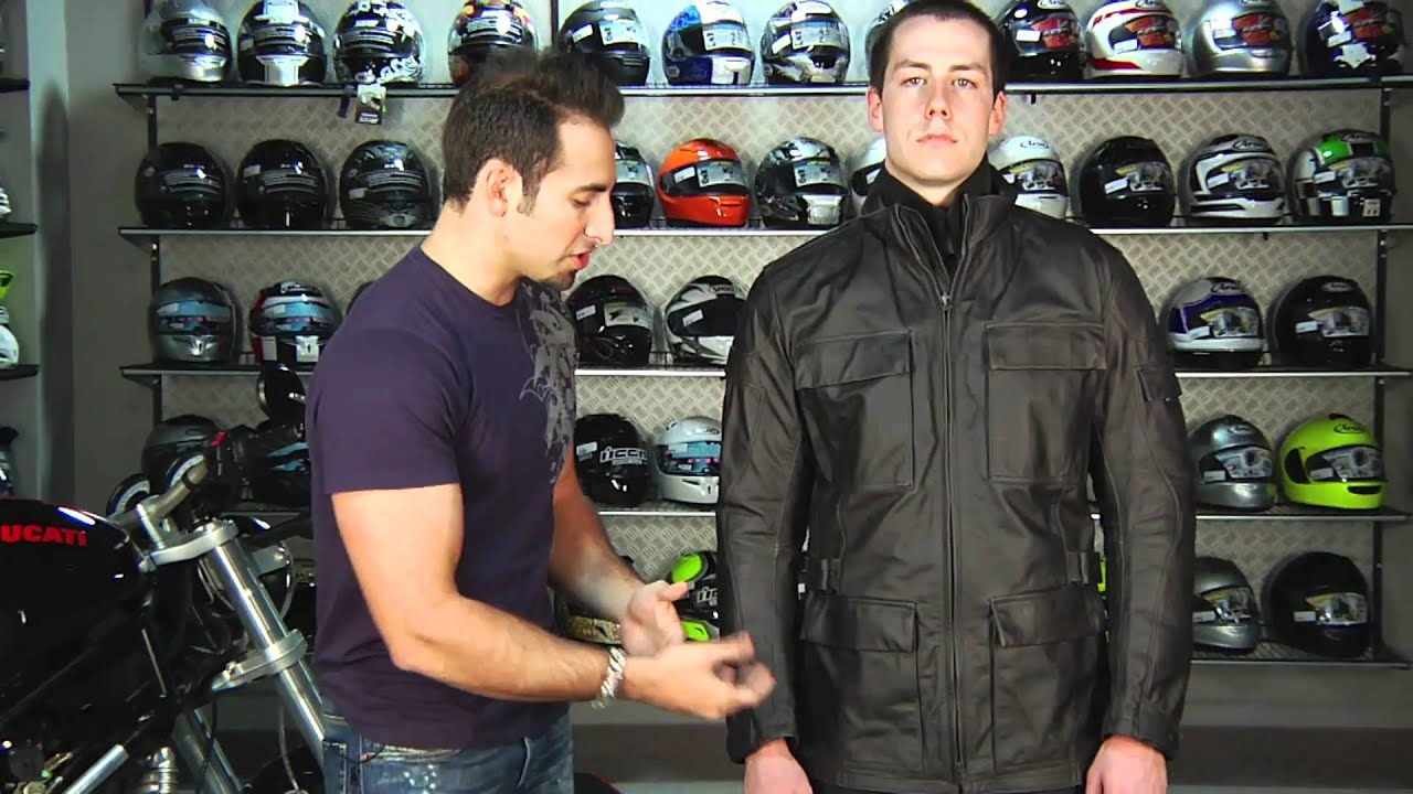 Dainese Superfly Leather Jacket Review At Revzilla Com