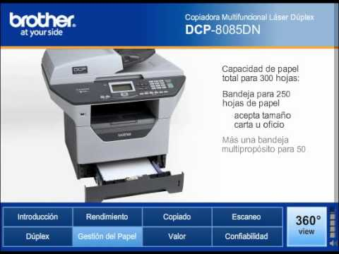 BROTHER DCP 8085DN DRIVERS DOWNLOAD FREE