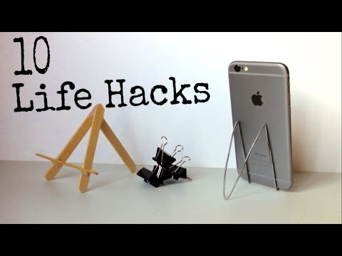 Life Hack Iphone Holder