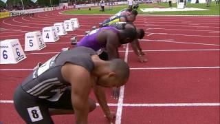 81 100m Jimmy Vicaut 9 86 European Record   Montreuil 2016 HD