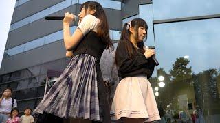 【4K/α7Rⅲ】flolavin-フローラビン- 三軒茶屋夏祭りアイドルパレード 2019年7月13日(土)