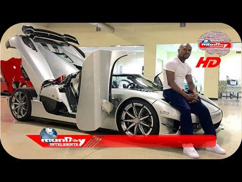 Así es el nuevo auto deportivo de Floyd Mayweather