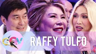 Raffy Tulfo shares how much he respects his wife | GGV