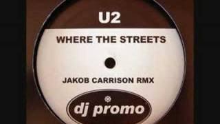 U2 - Where The Streets Have No Name (Jakob Carrison Remix)