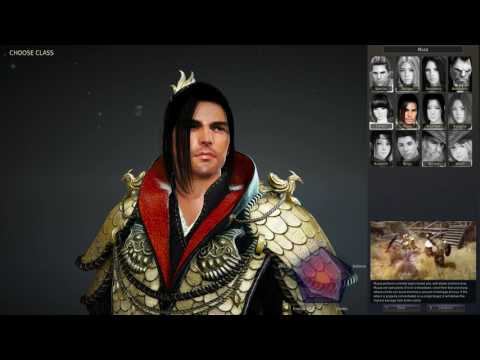 Black Desert Online - Lets Play - Part 1 - Character Creation