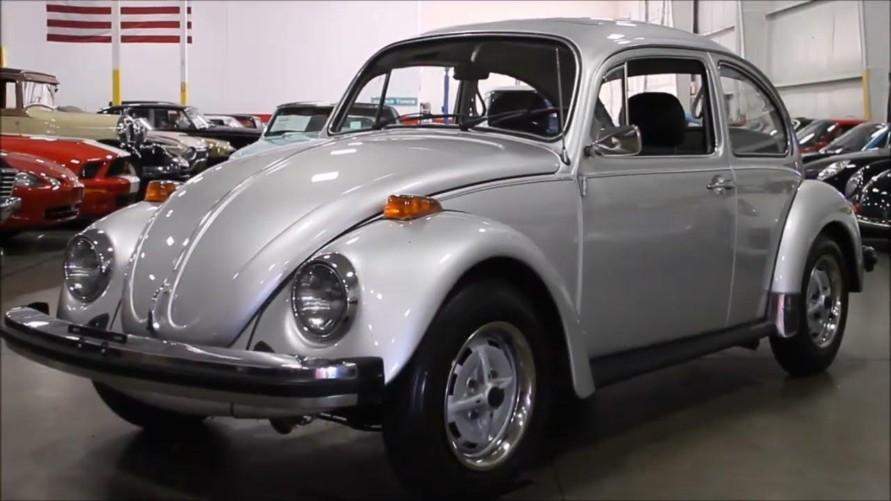1977 Volkswagen Bettle - YouTube