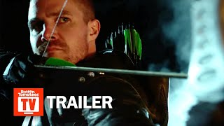 Arrow S07E11 Trailer   'Past Sins'   Rotten Tomatoes TV