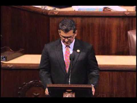 "Pierluisi: ""Forthcoming Legislation on Puerto Rico"""
