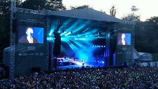 Scarborough Open Air Theatre, 20th July 2019.