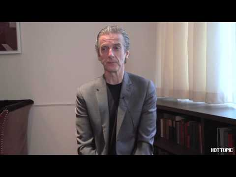 Interview: Doctor Who's Peter Capaldi