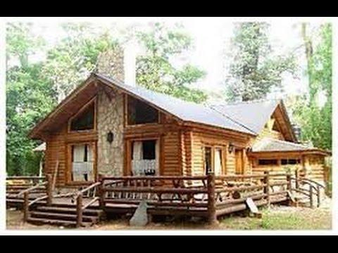 Como hacer una caba a de madera youtube - Como hacer una cabana de madera ...