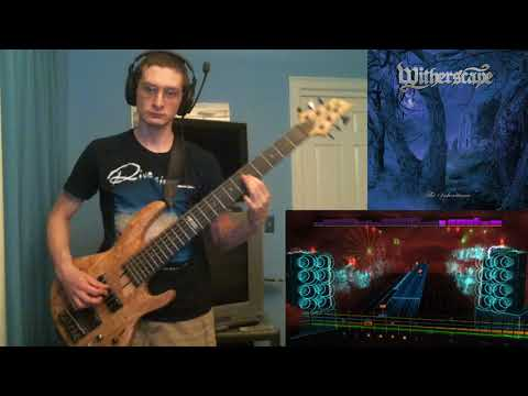 Witherscape - Mother of the Soul bass cover (w/ tabs)