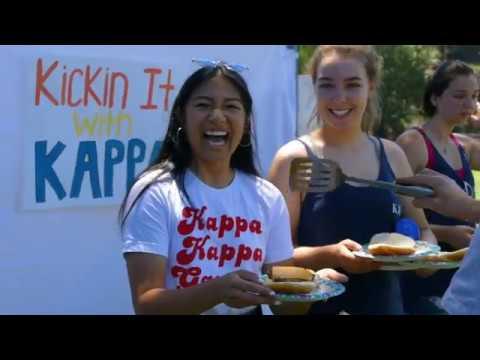 UCSC Kappa Kappa Gamma Fall Recruitment 2018