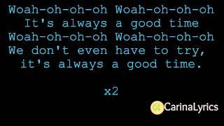 Carly Rae Jepsen feat Owl City-good time Lyrics Mp3