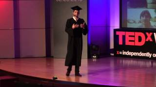 Learning to Risk. Risking to Learn. : Victor Saad at TEDxWindyCity