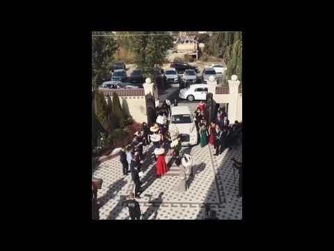 Жених и его родственники приехали забирать невесту / Армянская традиционная свадьба 2018