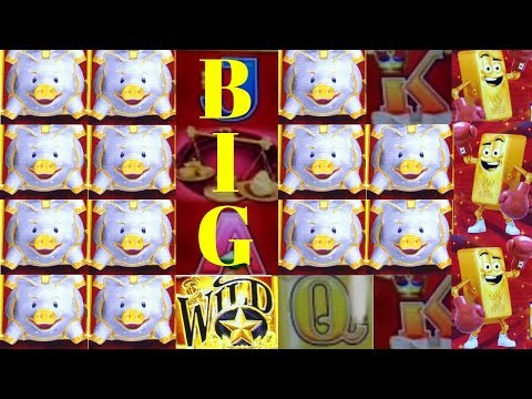 Fortune King Gold Slot MEGA BIG WIN | Konami Hsien's Miracle Slot BIG WIN | Gold Bonanza HUGE HIT
