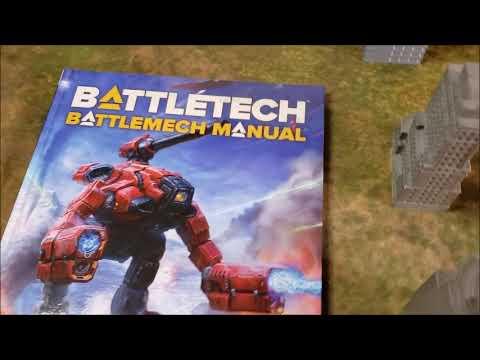 Game Break: Let's Play Battletech |