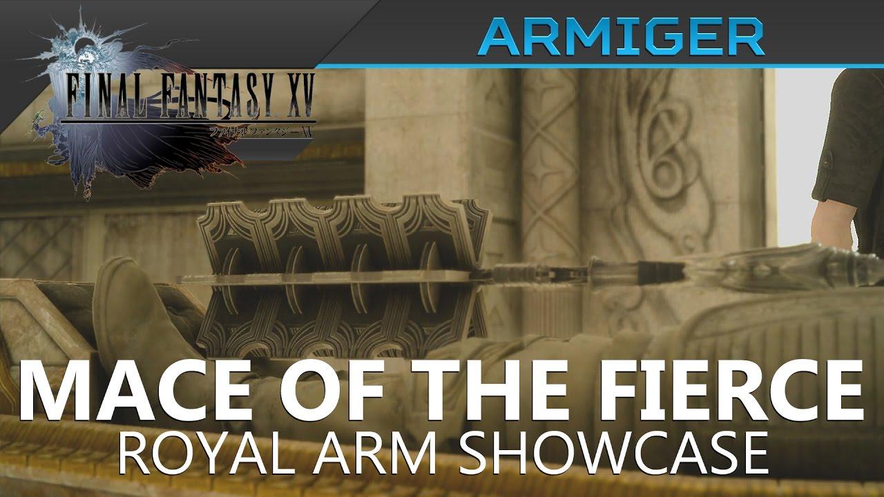 ff15 royal arms map
