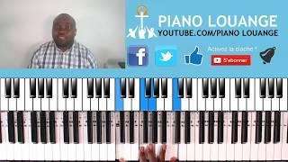 Les accords Alternatifs #1 (2e ; sus2 ; sus4 6e ) - LEÇON PIANO GOSPEL