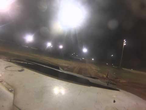 Jesse Wilbourn Fort Payne Motor Speedway Heat Race 6/28/13