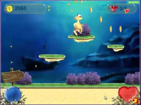 Turtle odyssey  Full Game |