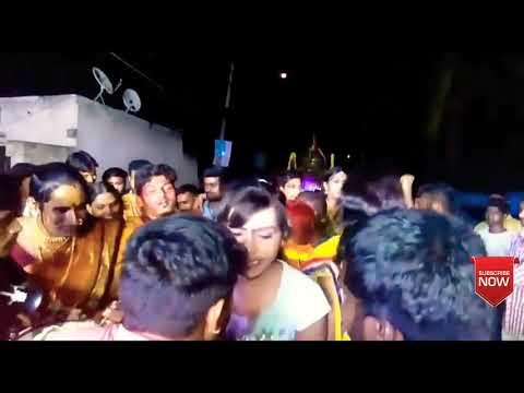 Dhipa Kirak dance in chatal band at palaram bandi