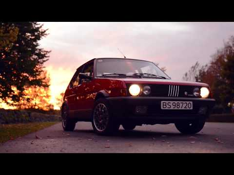 1984 Fiat Ritmo Abarth