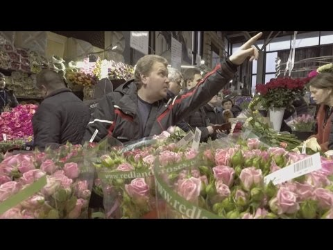 Это ещё цветочки, или Мужская доля в Международный женский день
