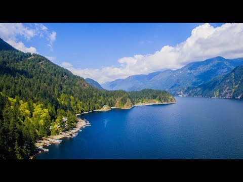 Touring Indian Arm And Granite Falls In British Columbia