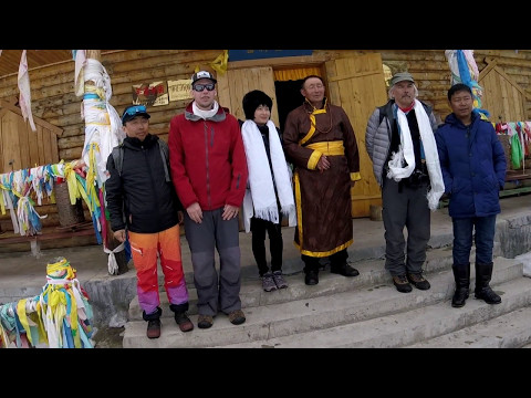 Ski China - Metting the Hemu Lama