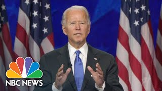 Biden Delivers Thanksgiving Address | NBC News