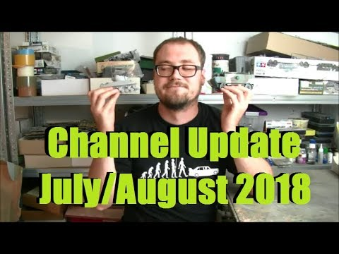Channel Update July/August 2018
