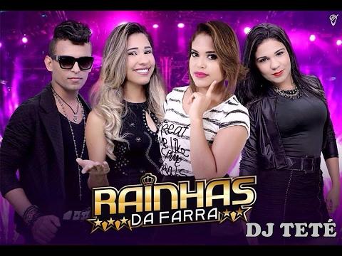 Rainhas Da Farra - CD Falando De Amor (Completo) 2017
