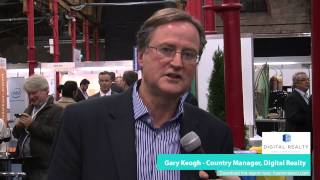 Interview Gary Keogh Country Manager Digital Realty Trust
