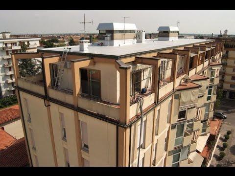 Coibentazione tetto in cemento: Come farla - EF Archidesign