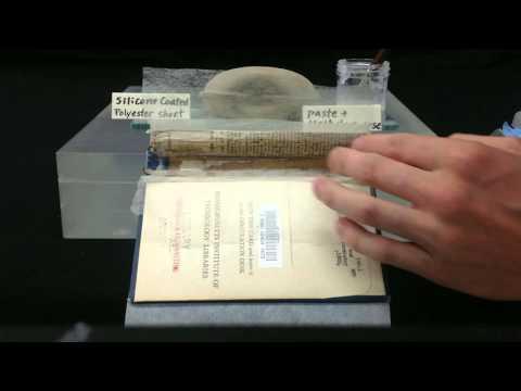 Reengineering Broken Book Spines