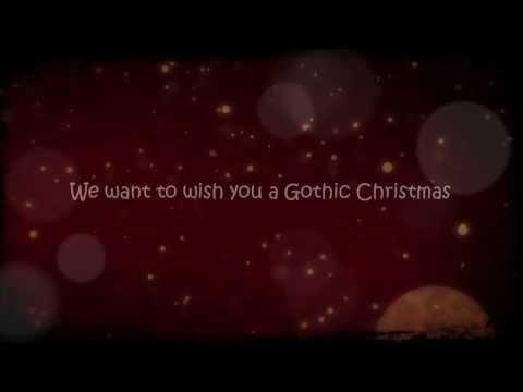 Within Temptation - Gothic Christmas (Lyric Video)