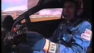 Tiff test drives Gulf McLaren F1
