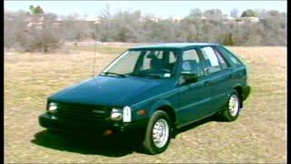 Road Test: Hyundai Excel (1986)