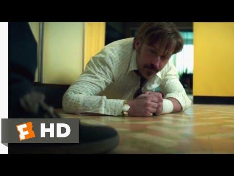 The Nice Guys (2016) - Messenger Service Scene (1/8)   Movieclips