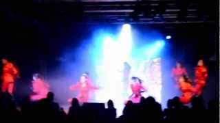 "FLASH DANCE MAIN and their dance ""Light In The Dark"" (choreography by Renata Kemesiute)"