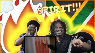 KWESTA - SPIRIT ft WALE || Americans React To African Music **SA**