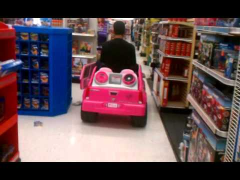 Race In Toys R Us